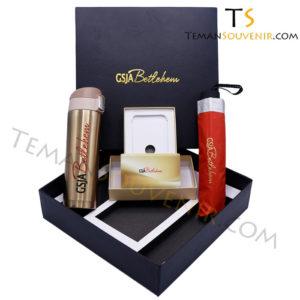 Gifset 3 in 1 - GSJA BETLEHEM, barang promosi, barang grosir,souvenir promosi, merchandise promosi