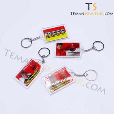 Gantungan Kunci - CALEG, barang promosi, barang grosir, souvenir promosi, merchandise promosi