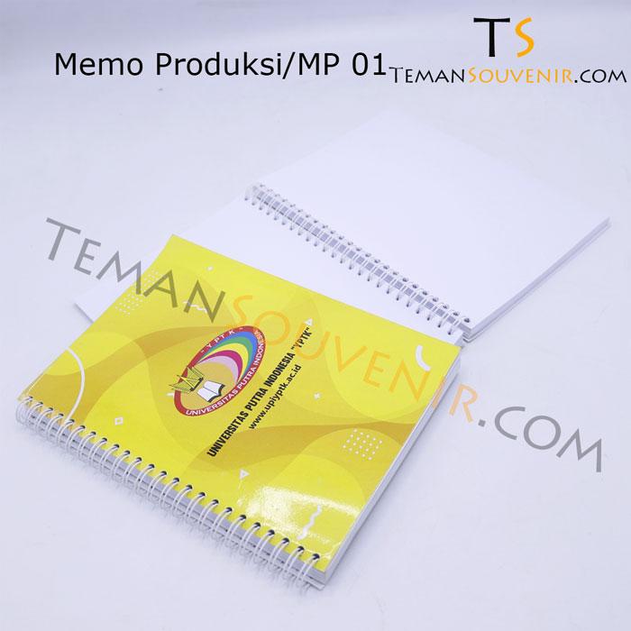 Memo Produksi / MP 01
