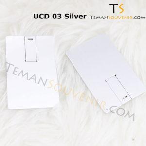 UCD 03 SILVER,souvenir promosi,barang promosi,merchandise promosi,barang grosir