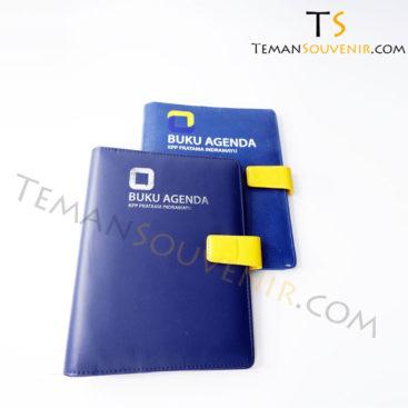 Agenda CA 01 - KPP PRATAMA INDRAMAYU,souvenir promosi,merchandise promosi,barang promosi,barang grosir