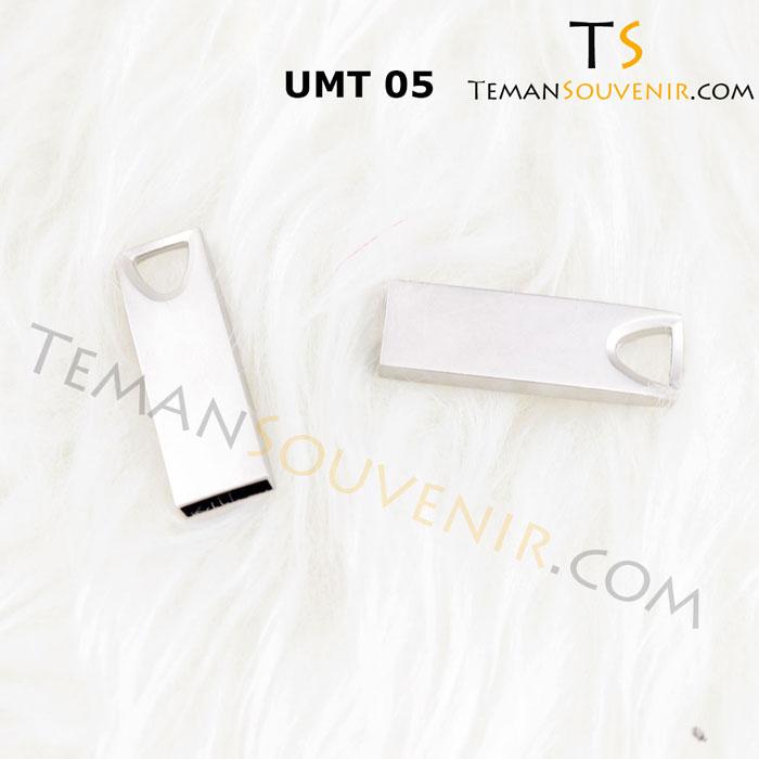 UMT 05-USB Metal,souvenir promosi,merchandise promosi,barang promosi,barang grosir