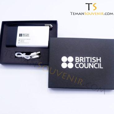 GIFSET - BRITISH COUNCIL,souvenir promosi,merchandsie promosi,barang promosi,barang grosir
