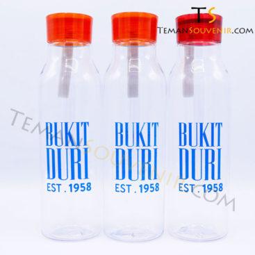 Tumbler Plastik - Bukit Duri EST.1958,souvenir promosi,merchandise promosi,barang promosi,barang grosir