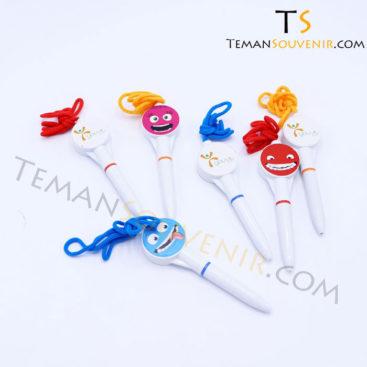 Barang promosi Pen Plastik,souvenir promosi,merchandise promosi,barang promosi,barang grosir