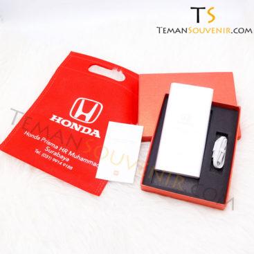 Souvenir Promosi Gifset Powerbank - Honda,souvenir promosi,merchandise promosi,barang promosi,barang grosir