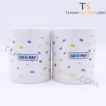 Souvenir Promosi MK 01 - Go Pay