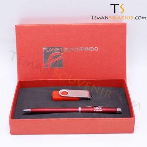 Gifset 2 in 1 - PLANET ELECTRINDO,souvenir promosi,merchandise promosi,barang promosi,barang grosir