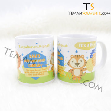 Barang Grosir Mug Ultah,souvenir promosi,barang promosi,merchandise promosi,barang grosir