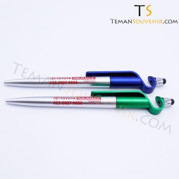 Souvenir murah Pen Plastik - TOYOTA,souvenir promosi,merchandise promosi,barang promosi,barang grosir