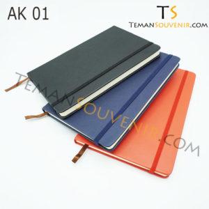 Agenda-AK 01,souvenir promosi,merchandise promosi,barang promosi,barang grosir
