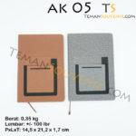 Agenda-AK 05,souvenir promosi,merchandise promosi,brang promosi,barang grosir