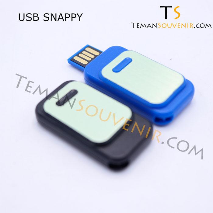 USB SNAPPY, souvenir promosi,merchandise promosi,barang promosi,baang grosir