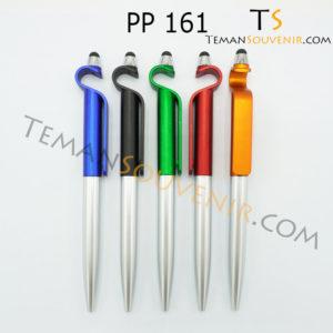 PP 161 - Pen Plastik 161,souvenir promosi,barang promosi,merchandise promosi,barang grosir