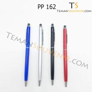PP 162 – Pen Plastik 162,souvenir promosi,merchandise promosi,barang promosi,barang grosir