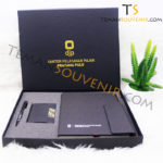 Gifset 3 in 1-PM 30,NC 07 & Agenda-AK 04,souvenir promosi,merchandise promosi,barang promosi,barang grosir
