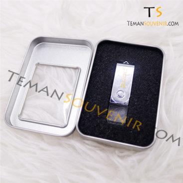 Souvenir promosi USB Crystal Putar,souvenir promosi,barang promosi,merchandise promosi,barang grosir