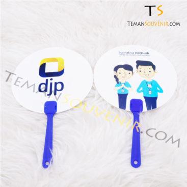 Souvenir Unik Kipas PVC,souvenir promosi,merchandise promosi,barang promosi,barang grosir
