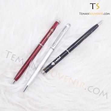 Pen Metal 09 - PM 09,soouvenir promosi,barang promosi,merchandise promosi,barang grosir