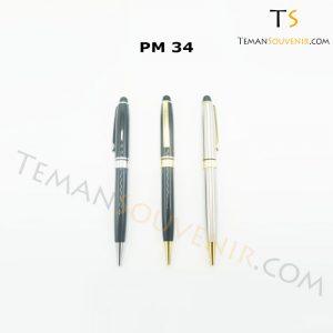 Pen Metal - PM 34,souvenir promosi,barang promosi,merchandise promosi,barang grosir