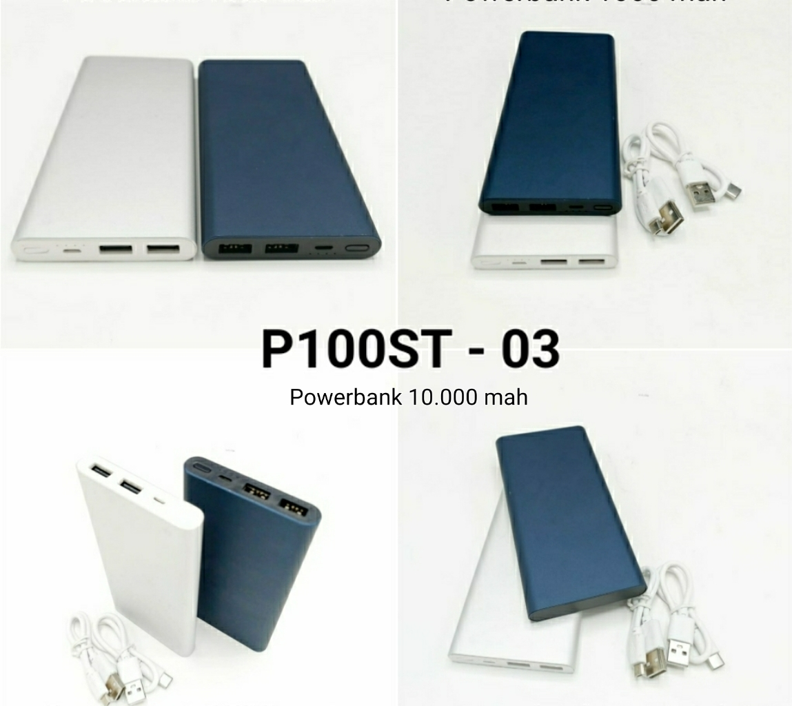 POWERBANK P100ST- 03